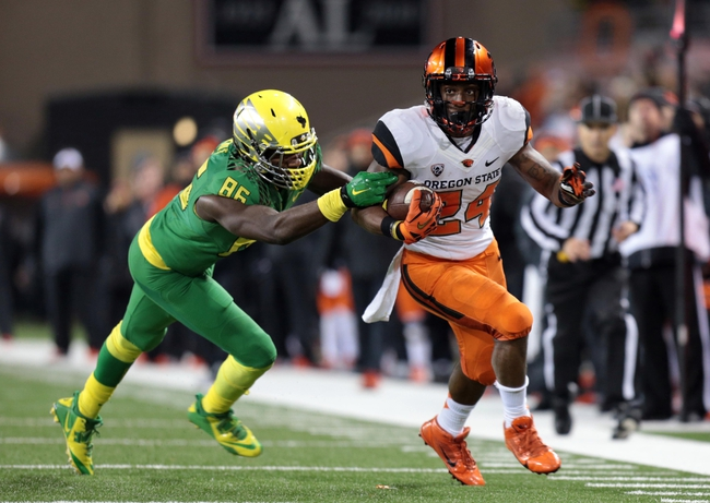 College Football Preview: The 2015 Oregon State Beavers