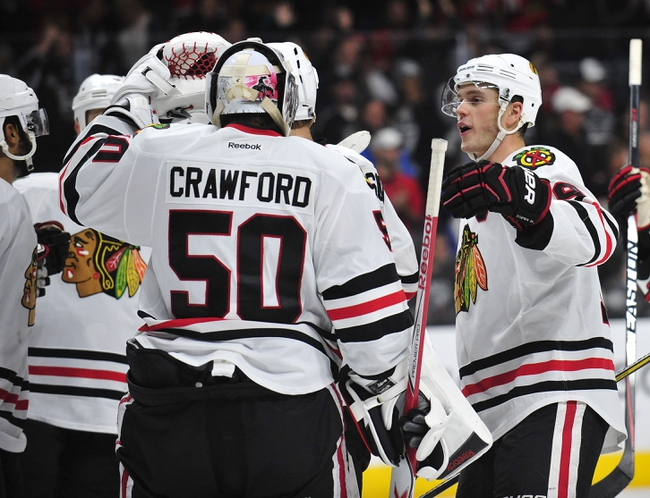 Los Angeles Kings vs. Chicago Blackhawks -  NHL Pick, Odds, and Prediction