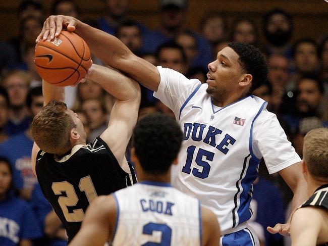 Duke vs. Elon - 12/15/14 College Basketball Pick, Odds, and Prediction