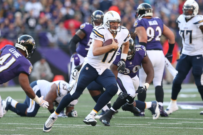 San Diego Chargers at Baltimore Ravens NFL Score, Recap, News and Notes