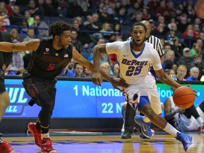 Stanford vs. DePaul - 12/15/15 College Basketball Pick, Odds, and Prediction