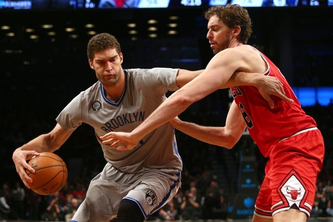Bulls vs. Nets - 12/10/14 NBA Pick, Odds, and Prediction