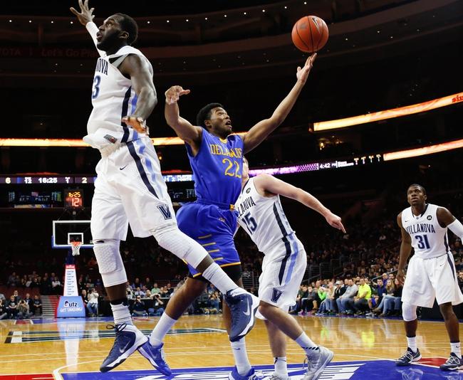 Delaware Blue Hens vs. Bradley Braves - 12/1/15 College Basketball Pick, Odds, and Prediction