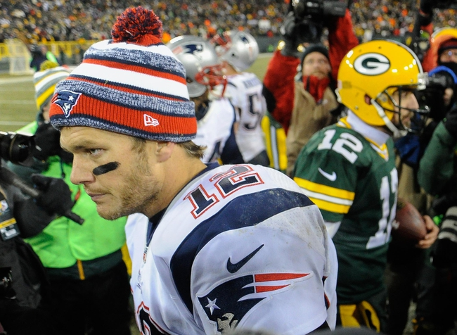 Packers vs. Patriots - 8/13/15 NFL Pick, Odds, and Prediction