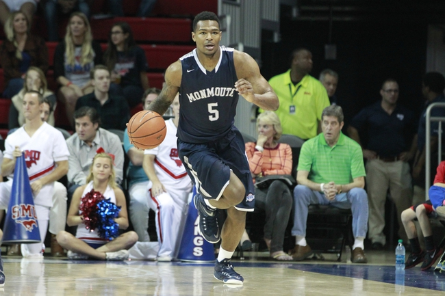 Fordham Rams vs. Monmouth Hawks - 12/10/14 College Basketball Pick, Odds, and Prediction