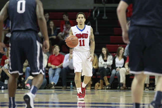 SMU vs. Santa Barbara - 12/8/14 College Basketball Pick, Odds, and Prediction