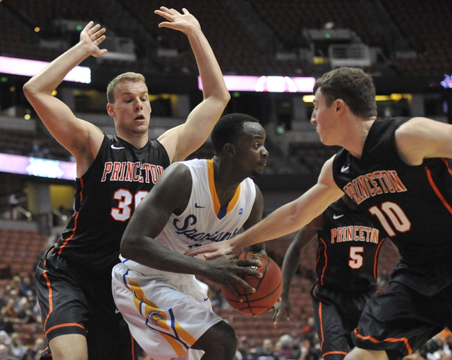 Yale Bulldogs vs. Princeton Tigers - 2/27/15 College Basketball Pick, Odds, and Prediction