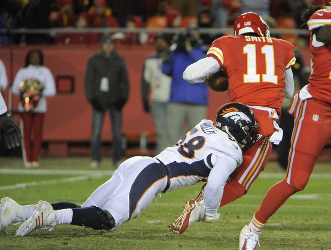 Chiefs vs. Broncos - 9/17/15 NFL Pick, Odds, and Prediction