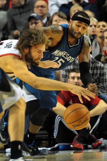 Minnesota Timberwolves vs. Portland Trail Blazers - 12/10/14 NBA Pick, Odds, and Prediction
