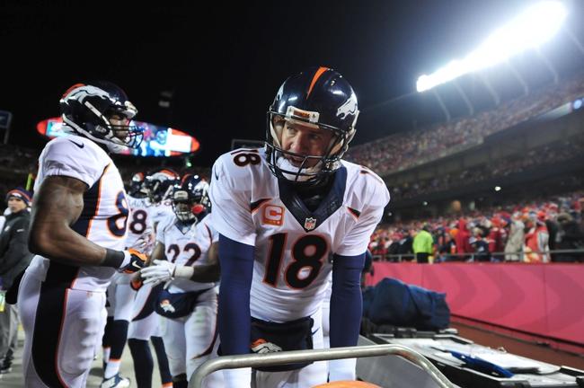 Broncos vs. Bills - 12/7/14 NFL Pick, Odds, and Prediction