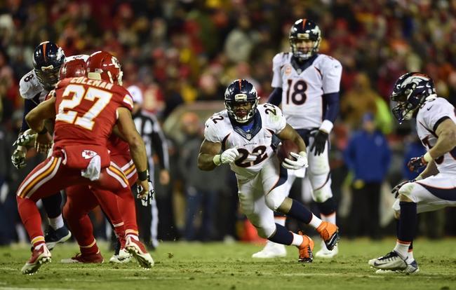Denver Broncos at Kansas City Chiefs NFL Score, Recap, News and Notes