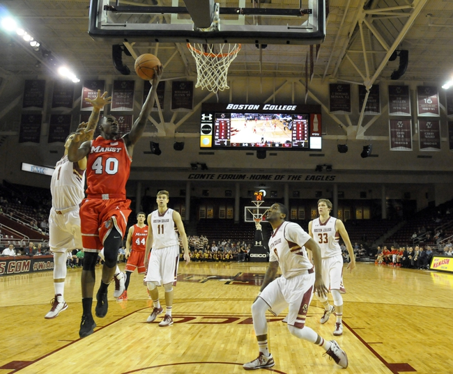 Marist vs. Iona - 2/20/15 College Basketball Pick, Odds, and Prediction