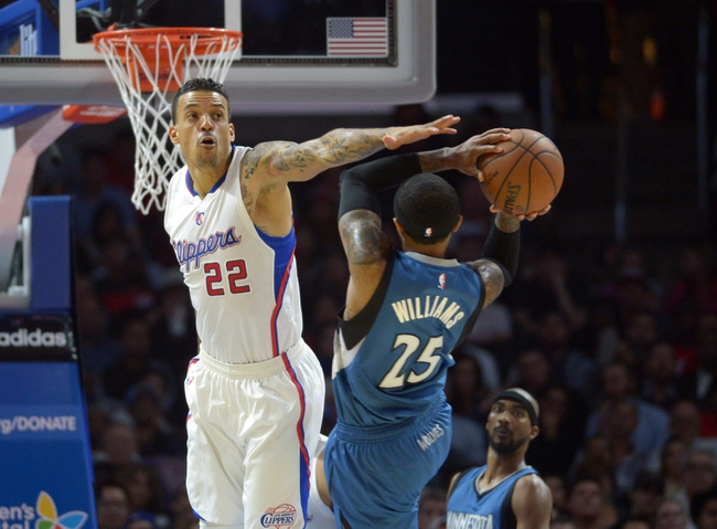 Minnesota Timberwolves vs. Los Angeles Clippers - 3/2/15 NBA Pick, Odds, and Prediction