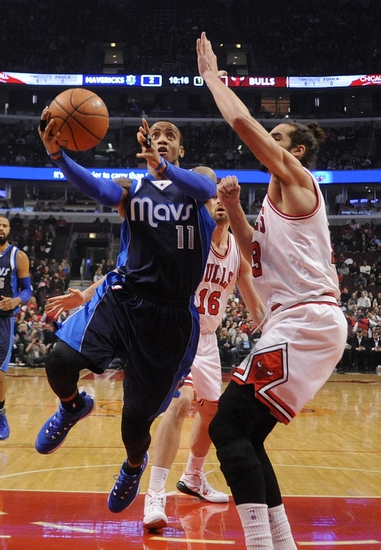 Dallas Mavericks vs. Chicago Bulls - 1/23/15 NBA Pick, Odds, and Prediction