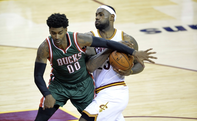 Cleveland Cavaliers vs. Milwaukee Bucks - 12/31/14 NBA Pick, Odds, and Prediction
