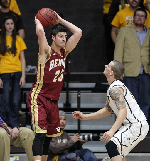 Denver Pioneers vs. Northern Iowa Panthers - 12/10/14 College Basketball Pick, Odds, and Prediction
