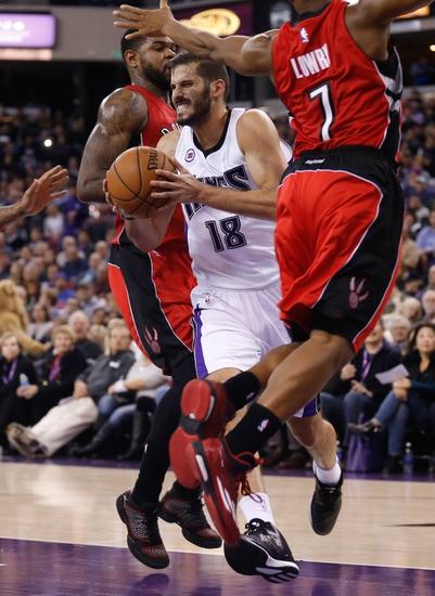Toronto Raptors vs. Sacramento Kings -  NBA Pick, Odds, and Prediction