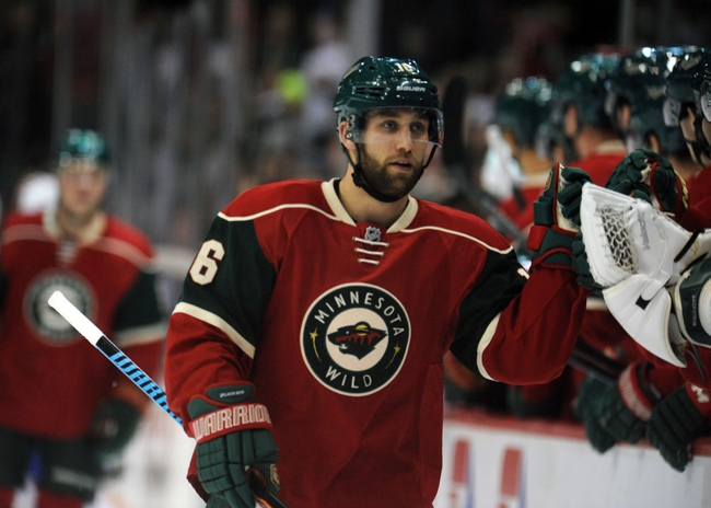 Minnesota Wild vs. Los Angeles Kings - 3/28/15 NHL Pick, Odds, and Prediction