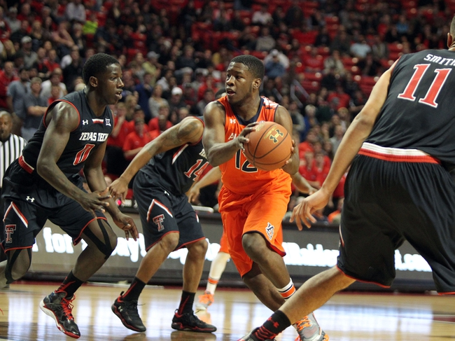 Texas Tech vs. North Texas - 12/29/14 College Basketball Pick, Odds, and Prediction