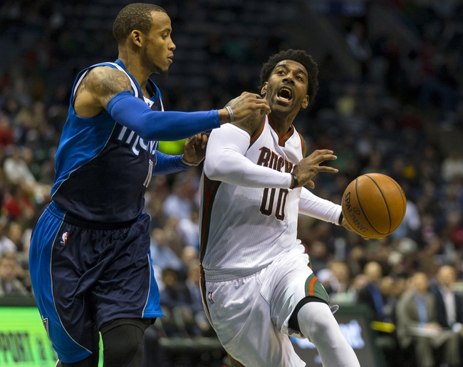 Dallas Mavericks vs. Milwaukee Bucks - 12/7/14 NBA Pick, Odds, and Prediction