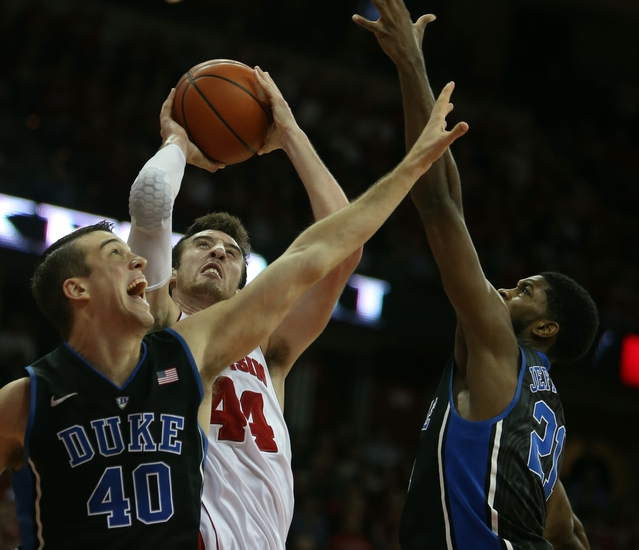 Duke Blue Devils vs. Wisconsin Badgers -National Championship - 4/6/15 College Basketball Pick, Odds, and Prediction