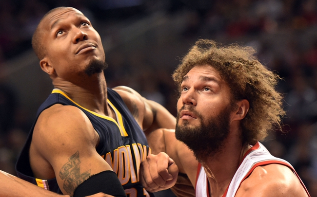Indiana Pacers vs. Portland Trail Blazers - 12/13/14 NBA Pick, Odds, and Prediction