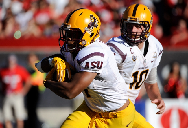 Arizona State vs. Duke - 12/27/14 Sun Bowl Pick, Odds, and Prediction
