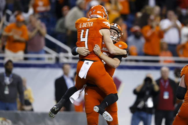 South Alabama vs. Bowling Green Camellia Bowl - 12/20/14 College Football Pick, Odds, and Prediction
