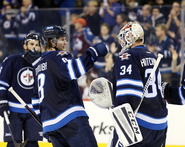Colorado Avalanche vs. Winnipeg Jets - 12/11/14 NHL Pick, Odds, and Prediction