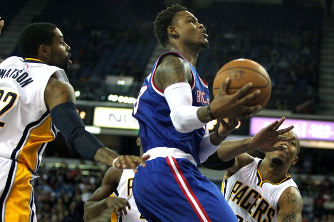 Pacers vs. Kings - 1/31/15 NBA Pick, Odds, and Prediction