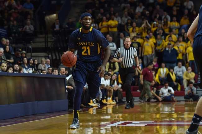 Rhode Island Rams vs. La Salle Explorers - 1/22/15 College Basketball Pick, Odds, and Prediction