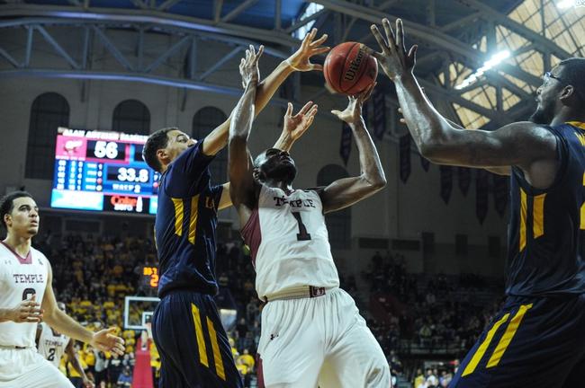 La Salle Explorers vs. Temple Owls - 1/20/16 College Basketball Pick, Odds, and Prediction