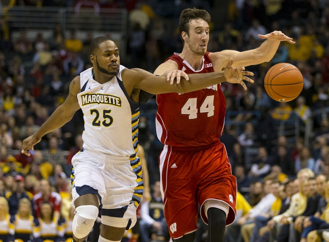 Wisc-Milwaukee vs. Wisconsin - 12/10/14 College Basketball Pick, Odds, and Prediction
