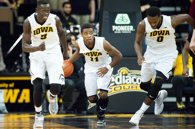 Iowa Hawkeyes vs. Alcorn State Braves - 12/9/14 College Basketball Pick, Odds, and Prediction