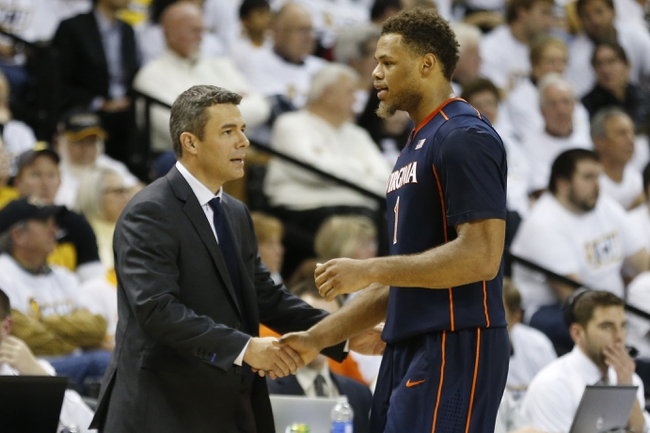 Virginia vs. Harvard - 12/21/14 College Basketball Pick, Odds, and Prediction