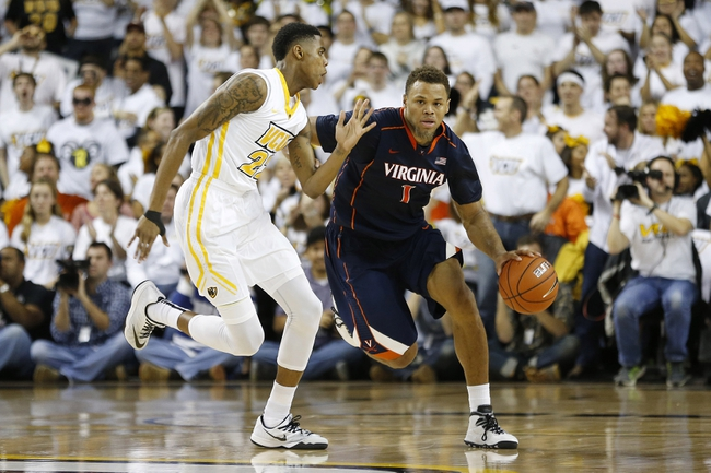Virginia vs. Cleveland State - 12/18/14 College Basketball Pick, Odds, and Prediction