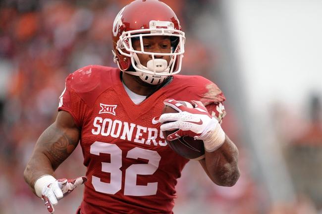 Power Ranking Top 10 Big 12 College Football Players For 2015 Season
