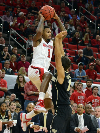 North Carolina State Wolfpack vs. Tennessee Volunteers - 12/17/14 College Basketball Pick, Odds, and Prediction