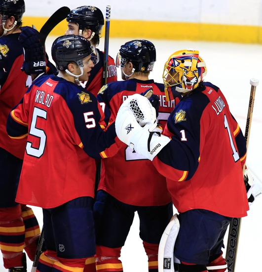 Columbus Blue Jackets vs. Florida Panthers - 12/4/15 NHL Pick, Odds, and Prediction