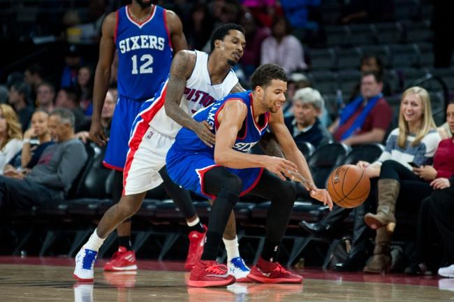 Pistons vs. 76ers - 1/17/15 NBA Pick, Odds, and Prediction