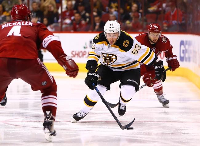 Boston Bruins vs. Arizona Coyotes - 2/28/15 NHL Pick, Odds, and Prediction