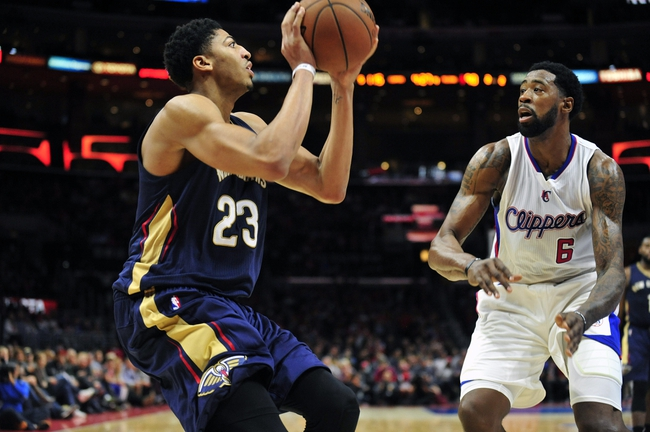 Pelicans vs. Clippers 1/30/15 -  NBA Pick, Odds, and Prediction