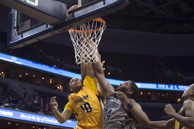 Temple Owls vs. Towson Tigers - 12/10/14 College Basketball Pick, Odds, and Prediction