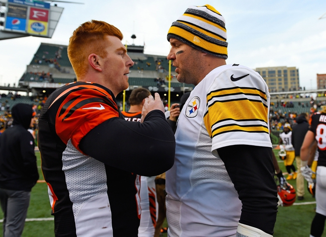 Bengals vs. Steelers - 12/13/15 NFL Pick, Odds, and Prediction