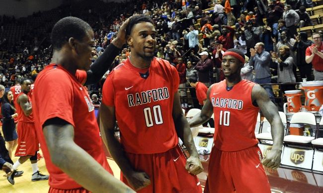 Georgetown Hoyas vs. Radford Highlanders - 12/13/14 College Basketball Pick, Odds, and Prediction
