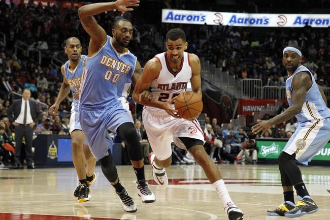 Nuggets vs. Hawks - 3/11/15 NBA Pick, Odds, and Prediction