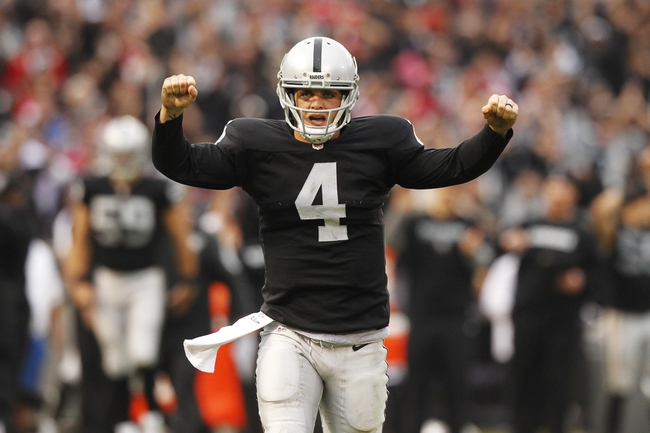 Raiders vs. Bills - 12/21/14 NFL Pick, Odds, and Prediction