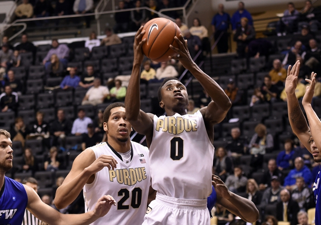 Purdue Boilermakers vs. Arkansas State Red Wolves - 12/10/14 College Basketball Pick, Odds, and Prediction