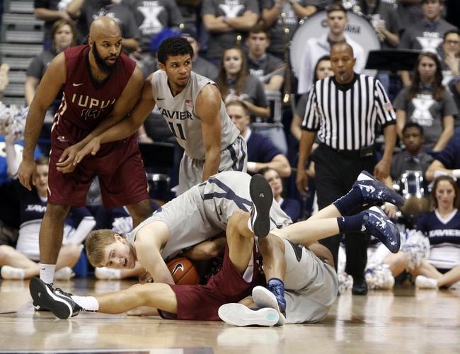 Nebraska-Omaha Mavericks vs. IUPUI Jaguars - 1/18/15 College Basketball Pick, Odds, and Prediction