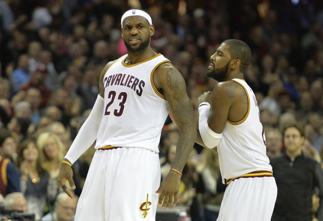 Toronto Raptors vs. Cleveland Cavaliers - 3/4/15 NBA Pick, Odds, and Prediction